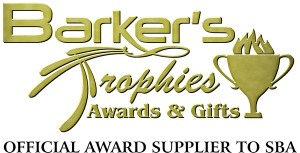 Barker's Trophies